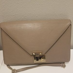 Gently used Rebecca minkoff shoulder bag/clutch
